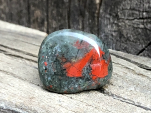 Bloodstone: Stone of Purification  Chakra: Base  Zodiac: Aries, Libra, Pisces
