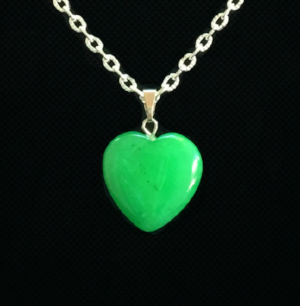 Chrysoprase: Stone of Abundance and Truth  Chakras: Sacral, Heart  Zodiac: Taurus, Gemini, Libra