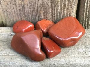 Red Jasper: Stone of Stability  Chakras: Root / Base  Zodiac: Leo, Virgo, Scorpio