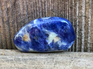 Sodalite: Stone of Logic  Chakras: Third Eye, Throat  Zodiac: Sagittarius