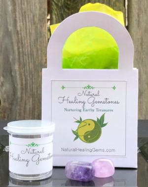 Natural Healing Gems Gem-scriptions