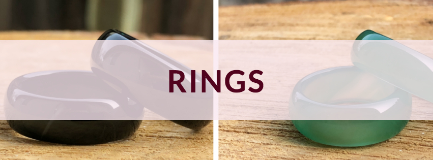 gemstone rings