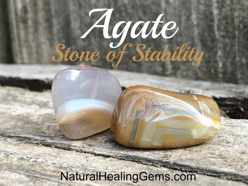 Agate healing