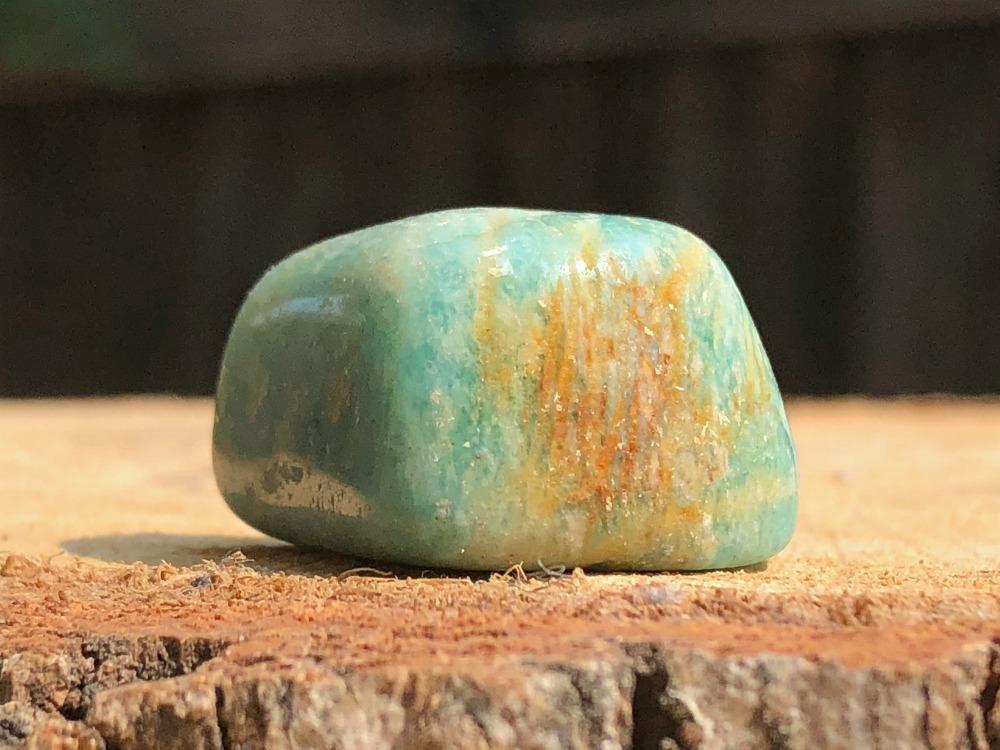 Amazonite healing
