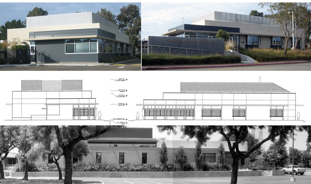 Architect Keith Plymale with Michael Willis Architects: Marin Municipal Water District Offices and Laboratory