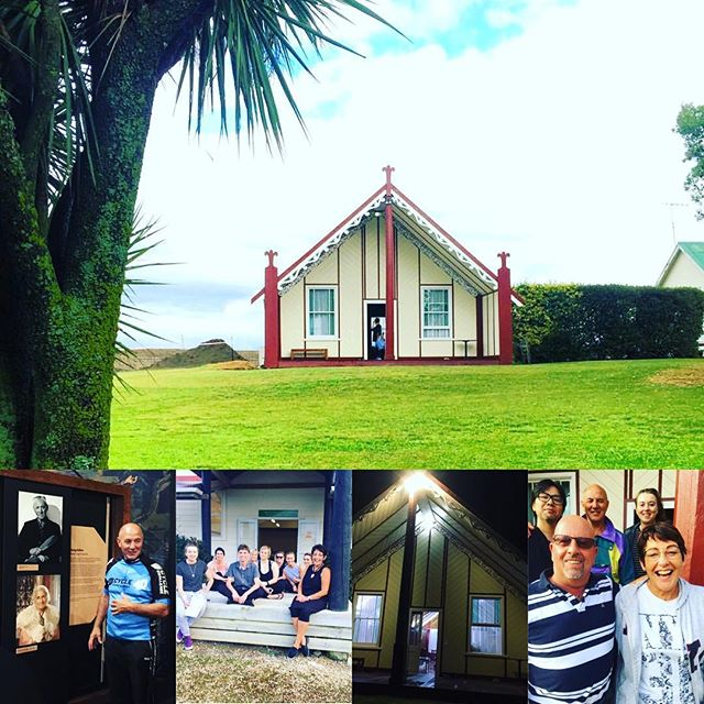 Team Spectra had a wonderful experience this past weekend ~ Our time with Wiremu & Trieste Te Aweawe at Te Rangimarie Marae, in Rangiotu, left us feeling blessed. ❤ We couldn't do our 'Bridge to Nowhere' at Papariki, due to the weather conditions, but we are all very ready for our year ahead.☔️ . . #marae #teamday #spectrahair2017 #palmerstonnorthhairdresser #aotearoa #greathair #team #growth