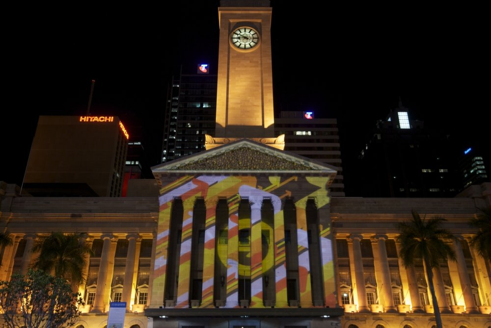 Brisbane City Hall - GenOne Roadshow 2010.jpg