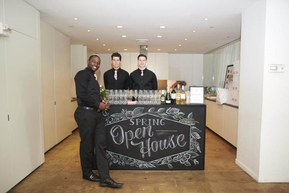 Company Open Houses