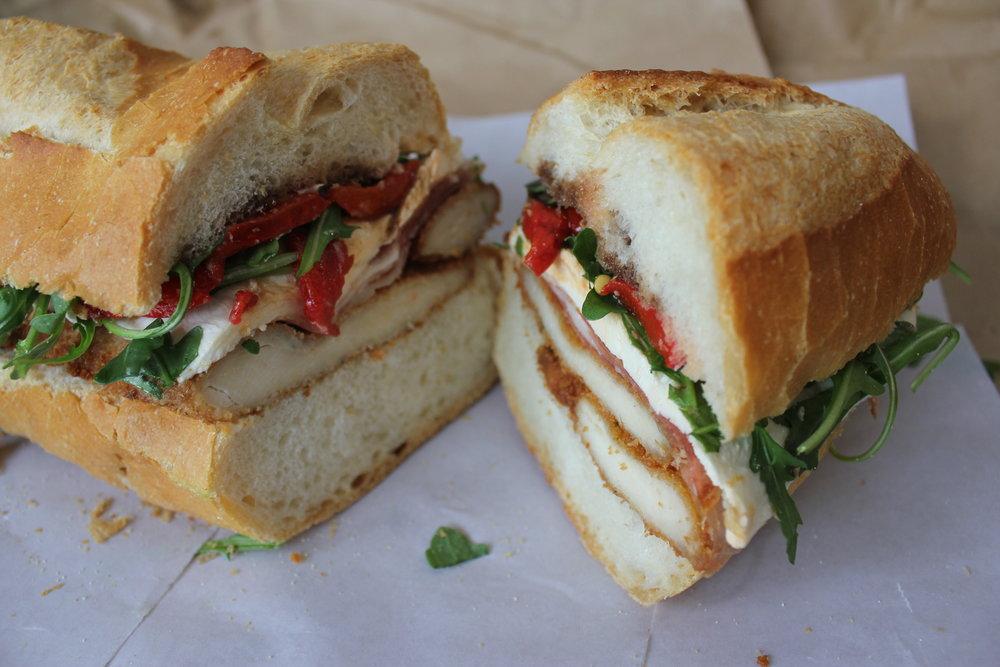 #10 Specialty Sandwich