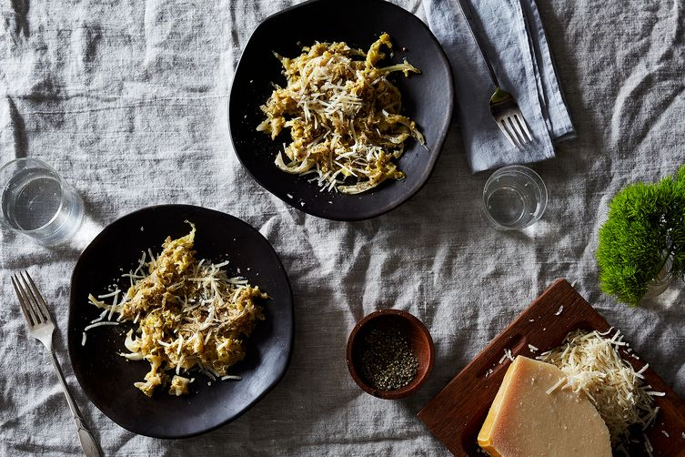 Cabbage e Pepe  (Julia Gartland - Food52)