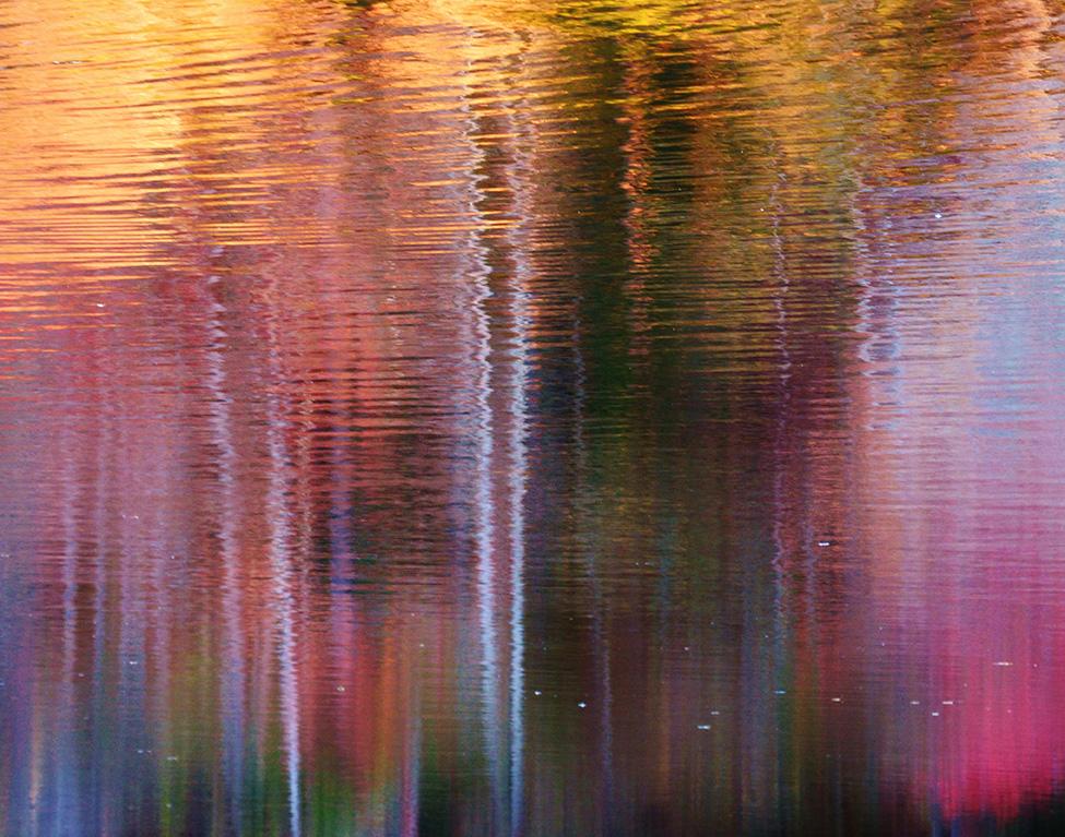 Fall Sunset Miller Lake, Dacula, GA November, 2016