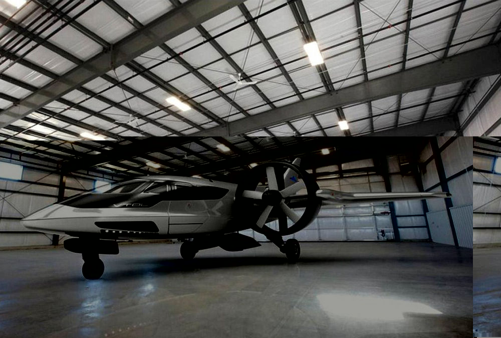 TriFan 600 XTI Aircraft Co. has partnered with Bye Aerospace Inc. to produce a full-scale hybrid/electric prototype of the TriFan 600.