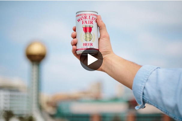 Yarbrough Podcast - World's Fair Beer in cans, in stores on Monday, July 3.Jun 30, 1:55 PM