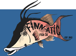 Finn-Attic Fish Company Finn-Atic Fish Co. is owned and operated by Eric and Lisa Finn. Every fish sold is caught by Eric and his crew, filleted by hand, and then delivered directly to you.