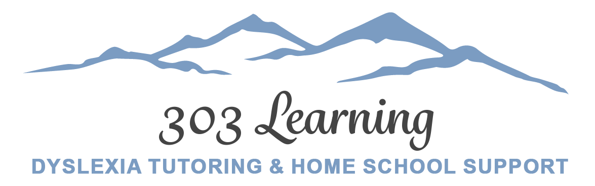 303 Learning - Dyslexia Tutoring and Home School Support