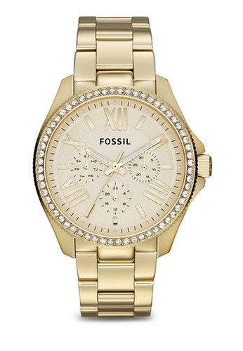 Fossil gold Gold / Champagne Fossil Cecile