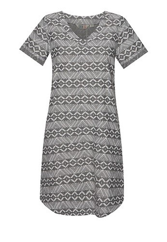 Geb Printed Dress