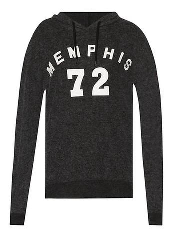 TOPSHOP Memphis Brushed Hoodie