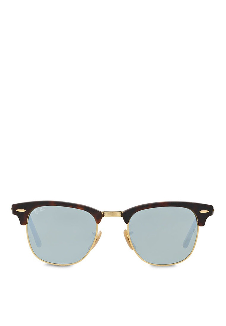 Clubmaster Flash Lenses Sunglasses