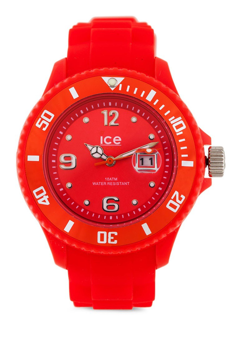 Sili Forever Small Red Watch