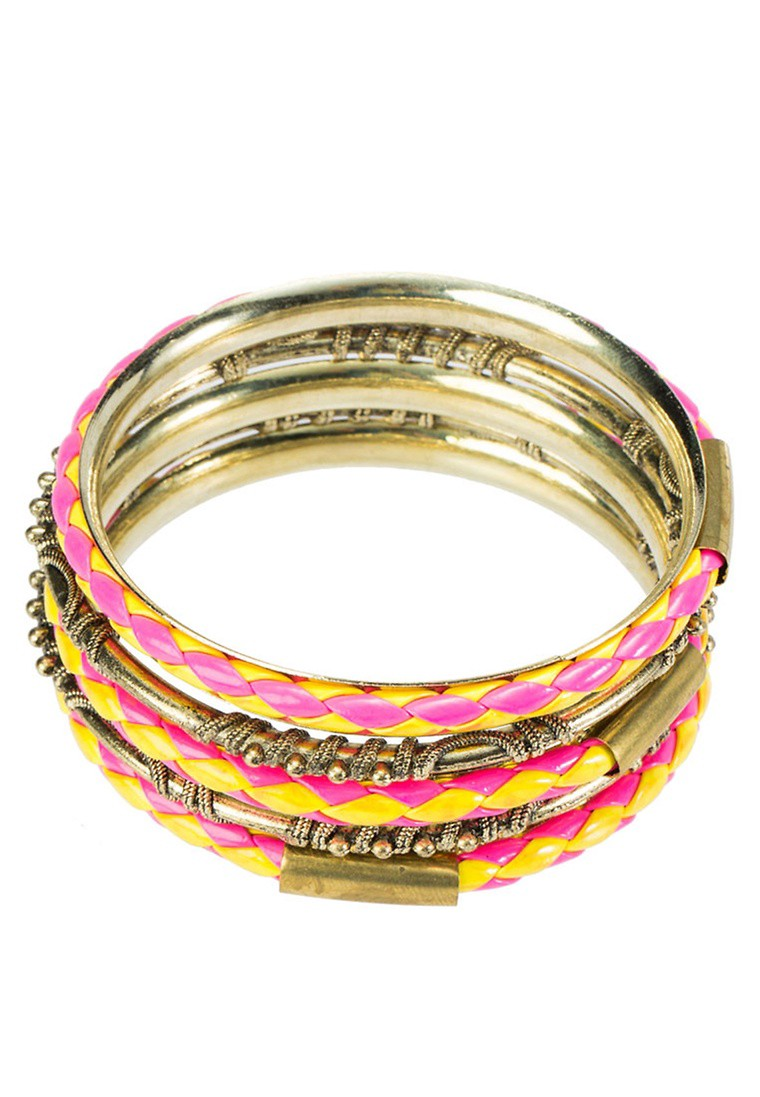 Tribal Bangles Set