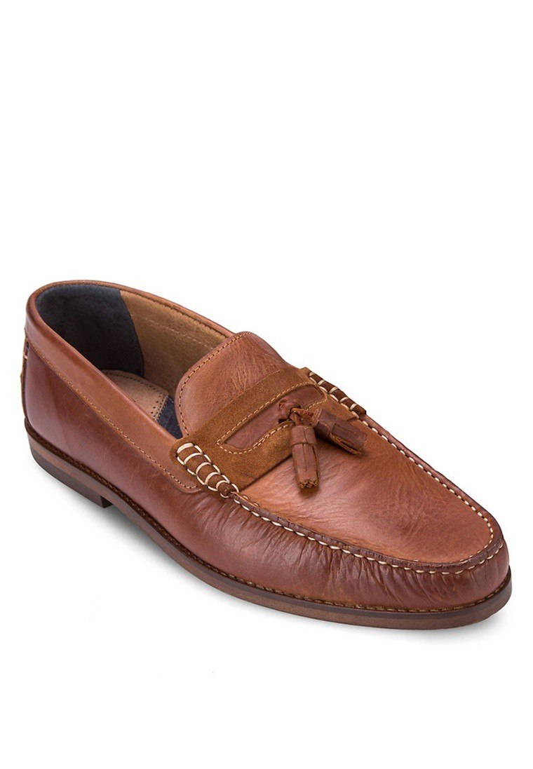 Torris Leather Heavy Sole