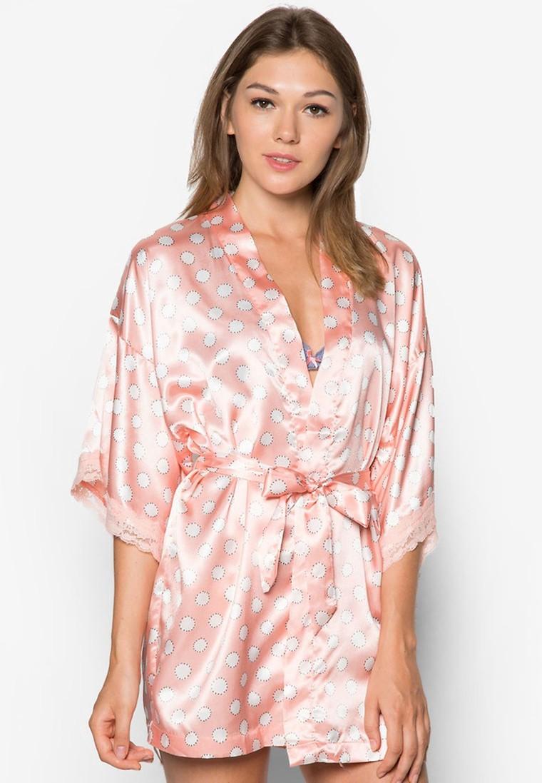 Kimono Gown