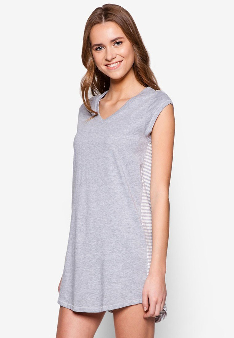 Chill Out V Neck Dress