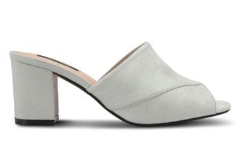 ZALORA V-Upper Slip On Heels