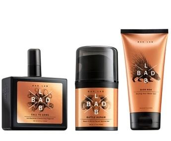Bad Lab Deo (100ml)+Facial Moisturiser (50ml)+Hair Gel (150ml)