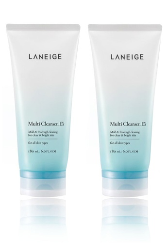 LANEIGE Multi Cleanser Combo Set