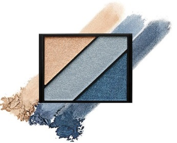 ELIZABETH ARDEN  Custom Eyeshadow Trio - Something Blue 02 (WN)