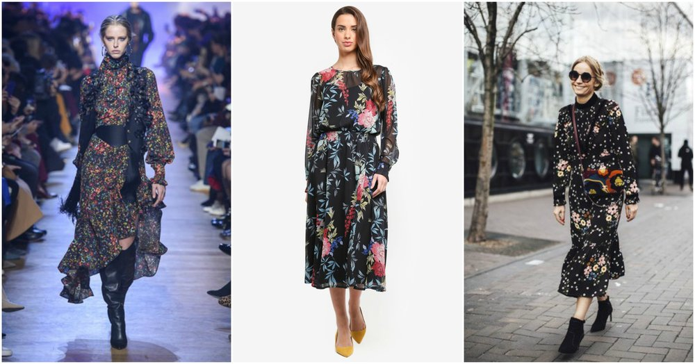 ESPRIT Light Woven Midi Dress