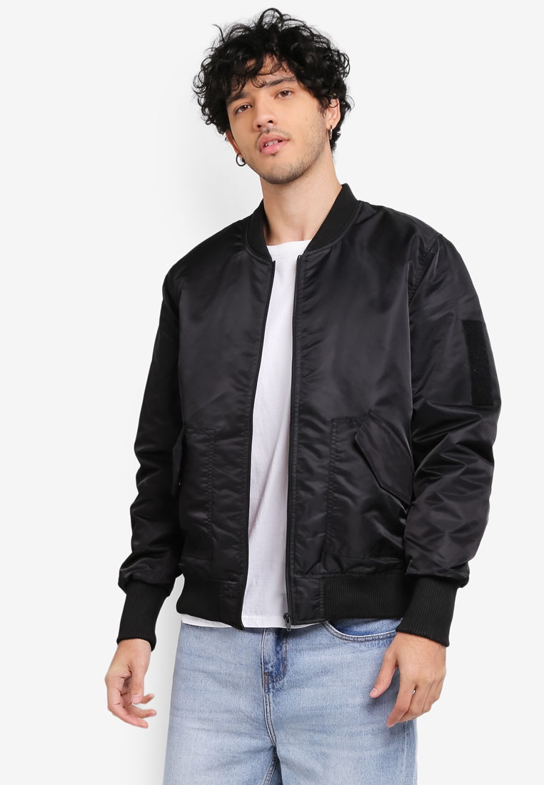 FACTORIE Solo Bomber Jacket