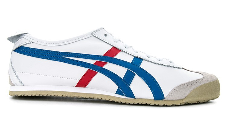 Onitsuka Tiger Mexico 66 Leather Sneakers