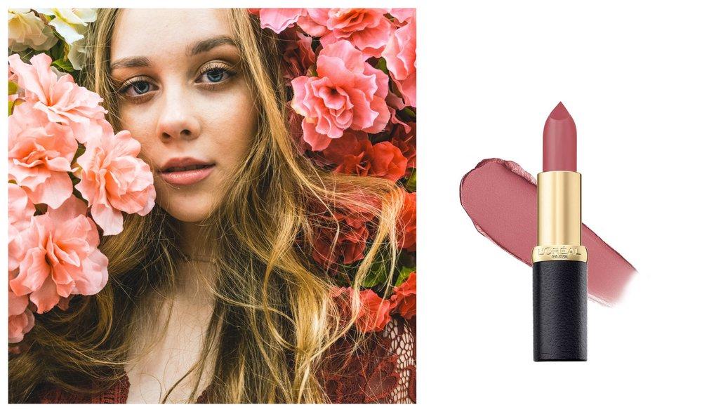 L'Oréal Paris Color Riche Matte Lipstick - 232 Beige Couture