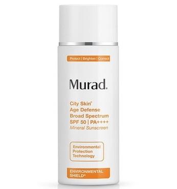 MURAD City Skin Age Defense Broad Spectrum SPF 50 PA++++