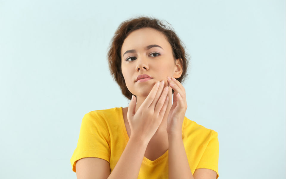 Everyone is guilty of doing this. Whether it's the urge to scratch your nose or touch that annoying zit, we just love touching our faces. The thing is, bacteria from your hands gets transported easily through your fingers and then finding its way to your skin or any open wounds. Stopping this habit is crucial, especially for those with acne-prone skin. If you find the urge to touch your face, stop or go wash your hands with soap before you do.      Skipping sunscreen