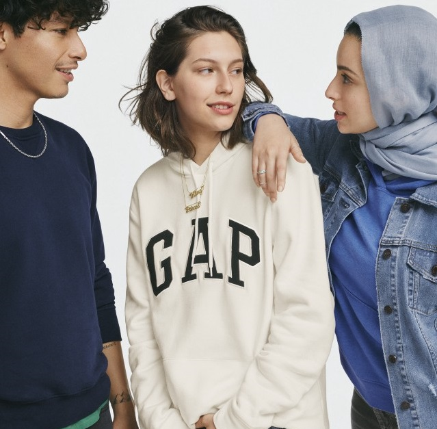 65dd5812df4e GOOD CREATES GOOD  GAP FW 18 Collection