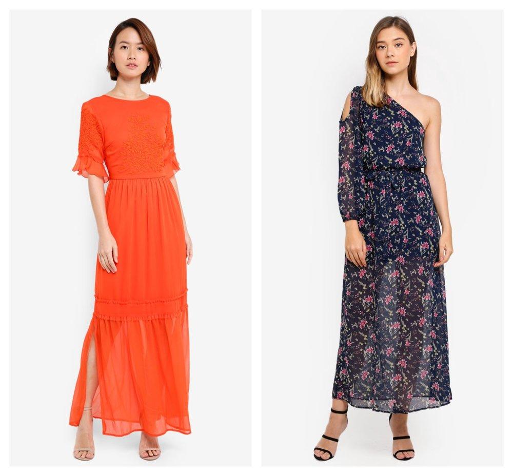 Y.A.S. Field Maxi Dress | Preen & Proper Toga Sheer MaxiDress
