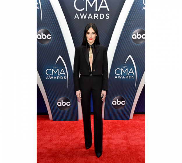 Kacey Musgraves in Versace
