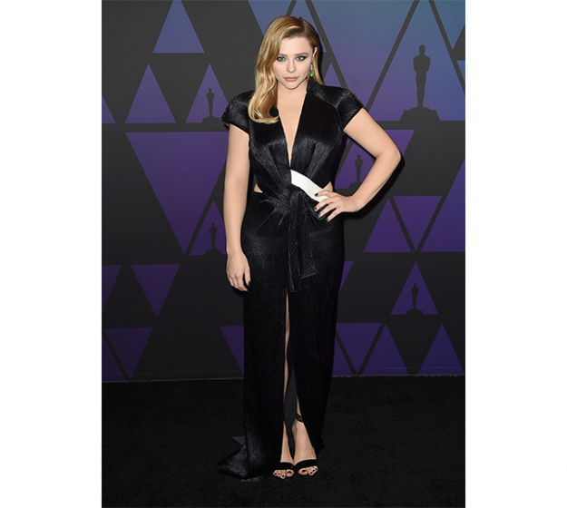 Chloe Grace Moretz in Louis Vuitton
