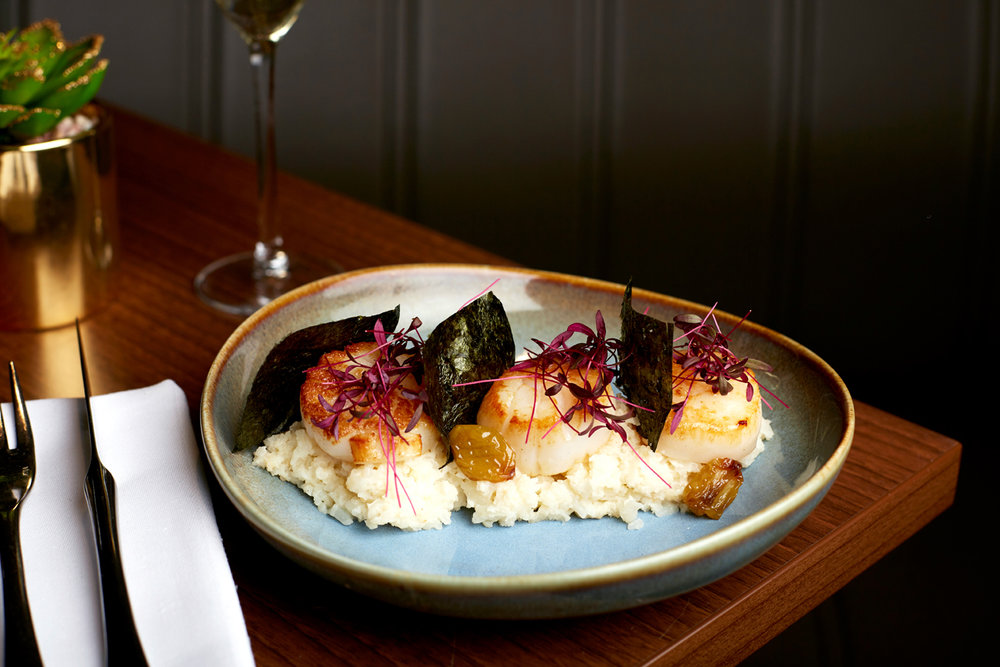 Seared Scallops Eaton Square Bar.jpg