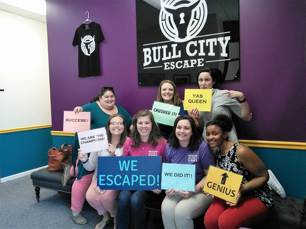 Bull City Escape