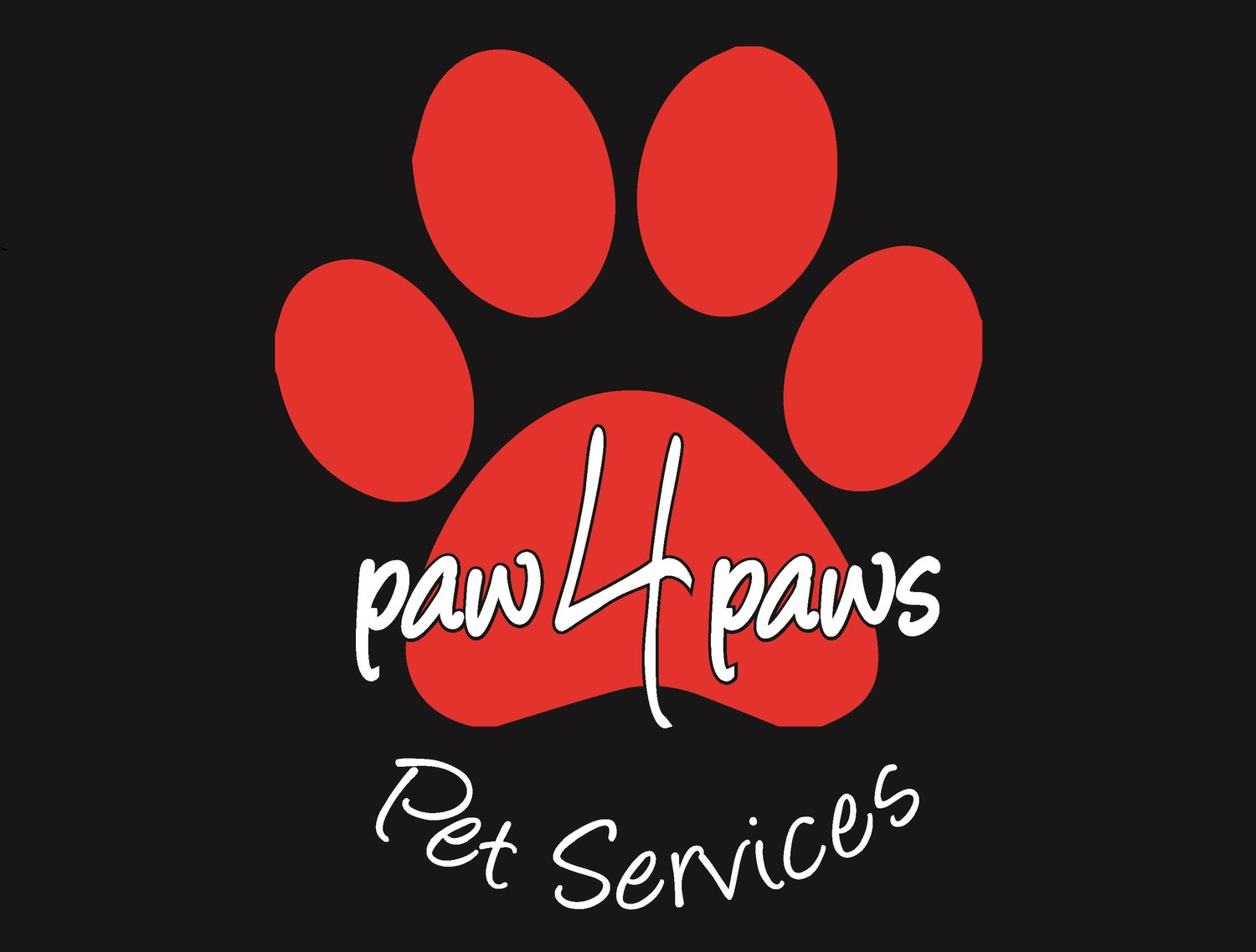 paw4paws Pet Services