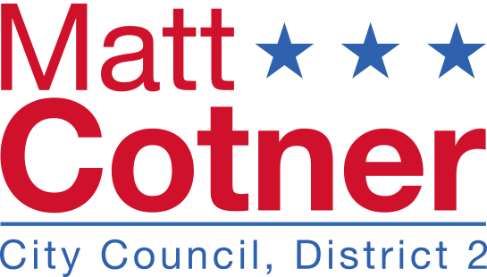 Matt Cotner for Greenville City Council, District 2
