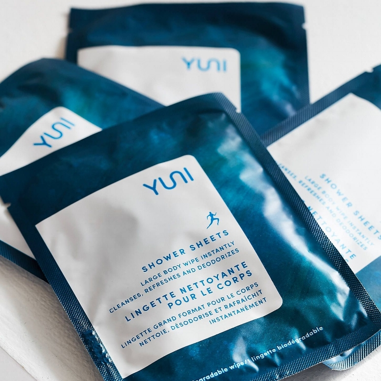 Yuni Shower Sheets -   Okay, we've all been guilty of sacrificing a long, warm shower just to get more sleep and make it to work on time. Luckily, Yuni is here to save the day with their shower sheets - it literally changed our lives. Did we mention it's free of parabens, sulfates, GMO's and synthetic fragrances?
