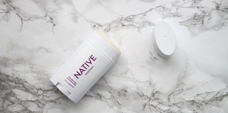 Native Deodorant - Ditch the aluminum in your regular deodorant. The Native Deodorant is safe, non-toxic and uses ingredients you actually can understand (and pronounce).
