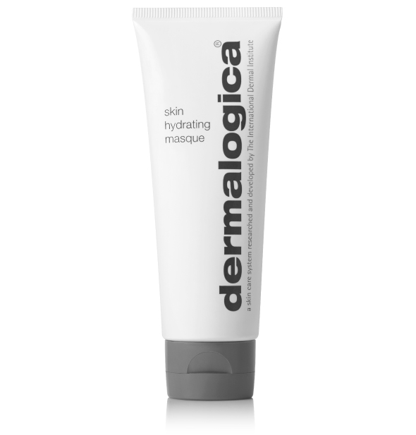 Dermalogica Skin Hydrating Masque  - This mask refreshes stressed, dehydrated skin and restores suppleness with this soothing and oil-free gel formula.
