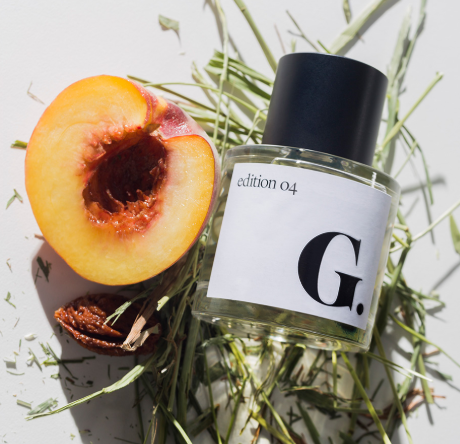GOOP - All ingredients in Goop's parfums are extracted from plants by steam or heat extraction, cold pressing, or carbon dioxide extraction. Common ingredients in Goop's products are non-GMO sugar cane alcohol, water, and Fruit Extract. These scents are sophisticated, sexy and complex with wildly original and non synthetic ingredients.